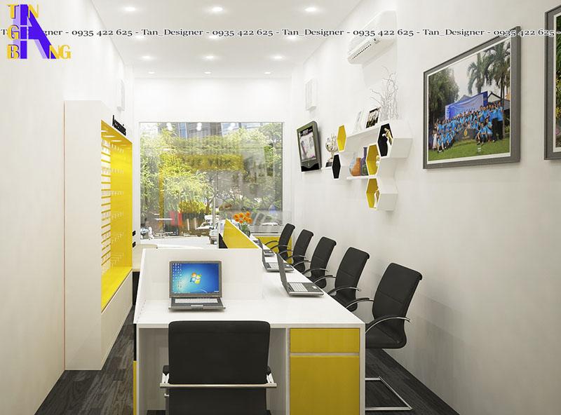 Thiết kế shop điện thoại đẹp ở Bình Thạnh, thành phố Hồ Chí Minh