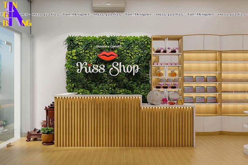 Thiết kế shop mỹ phẩm ở thành phố hồ chí minh