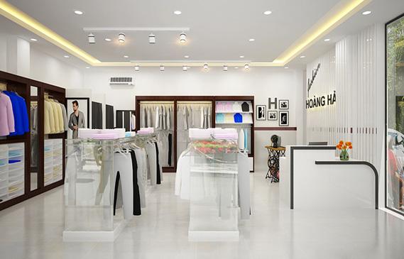 Thiết Kế Cải Tạo Shop Thời Trang Ở Bình Thuận