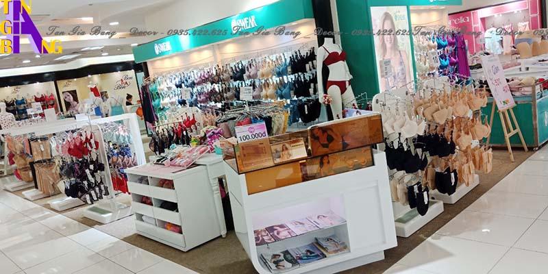 Thiết kế shop thời trang ở Bình Dương