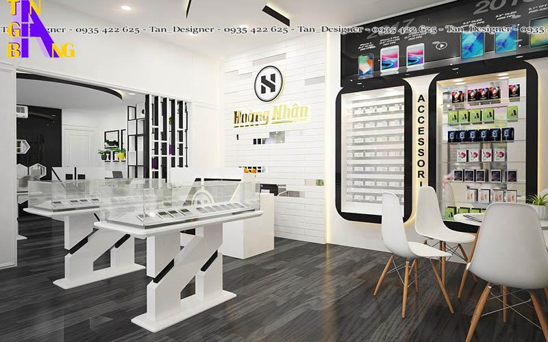 Thiết kế shop điện thoại ở tp hồ chí minh
