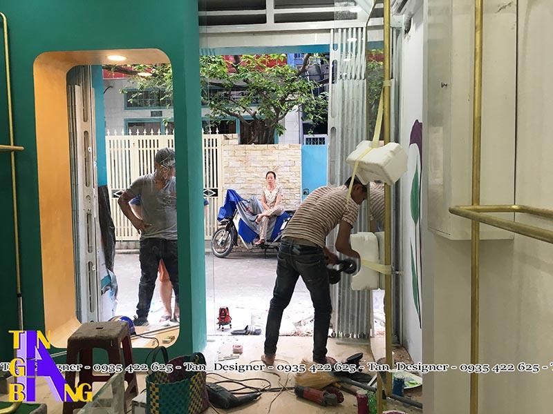 Thi Công Shop Thời Trang Ở Thành Phố Hồ Chí Minh