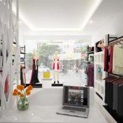 Thiết Kế Shop Thời Trang Trà My ở Thành Phố Hồ Chí Minh