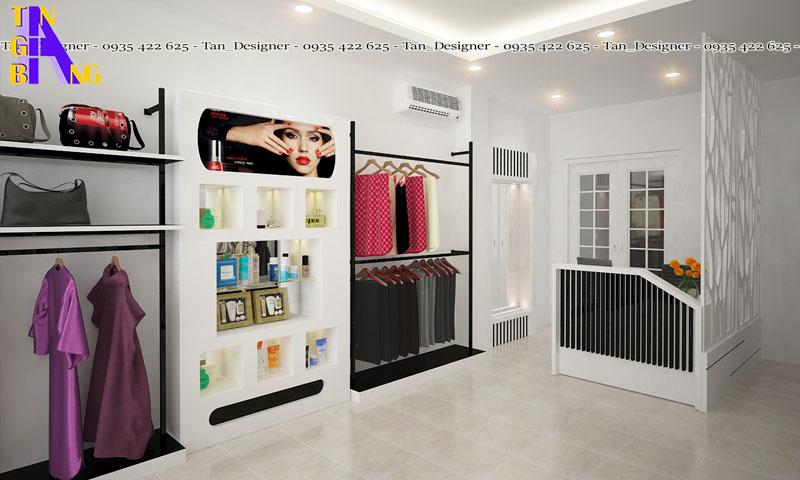 Thiết kế shop thời trang đệp tại thành phố Hồ Chí Minh