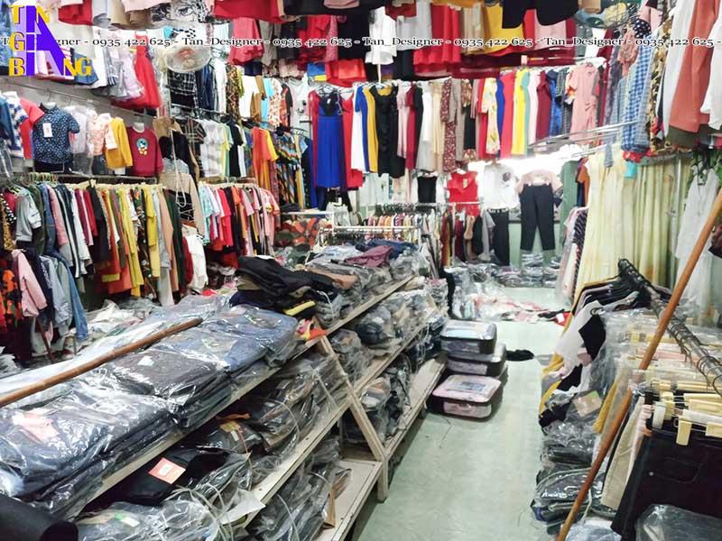 Thiết kế shop thời trang Hồng Anh ở cam ranh Khánh Hòa