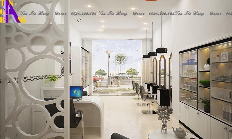 Những salon tóc đẹp ở Bình Dương