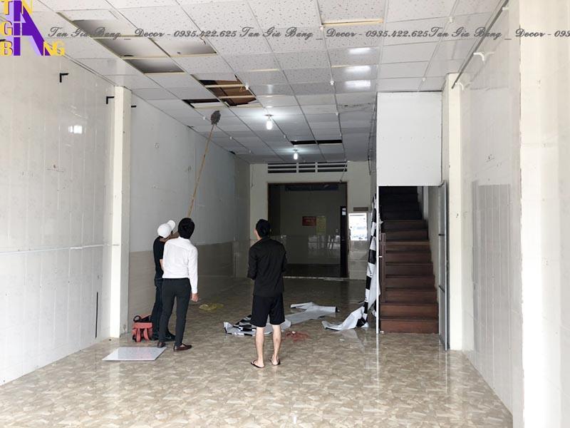 Thiết kế salon tóc chuyên nghiệp ở Đắk Nông