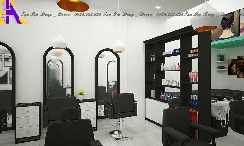 Thiết kế salon tóc ở Thành phố Hồ Chí Minh