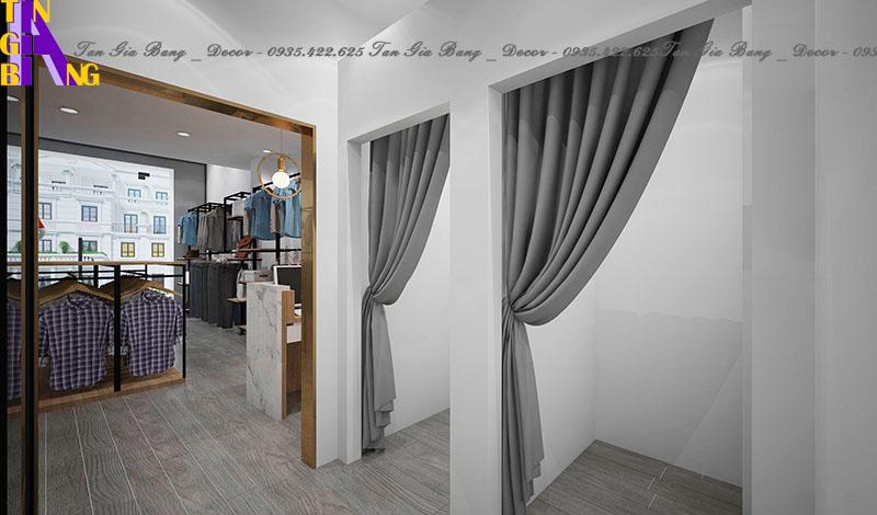 Thiết kế shop thời trang đẹp ở Nha Trang