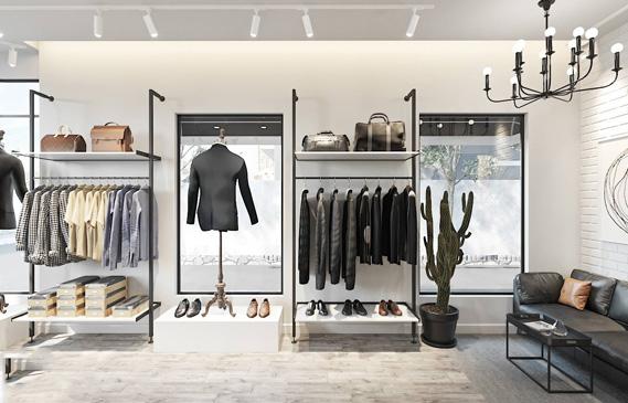 Thiết Kế Shop Thời Trang Ở TpHCM Sang Trọng Và Chuyên Nghiệp