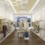 Thiết Kế Shop Thời Trang Ở TpHCM Theo Phong Cách Hiện Đại