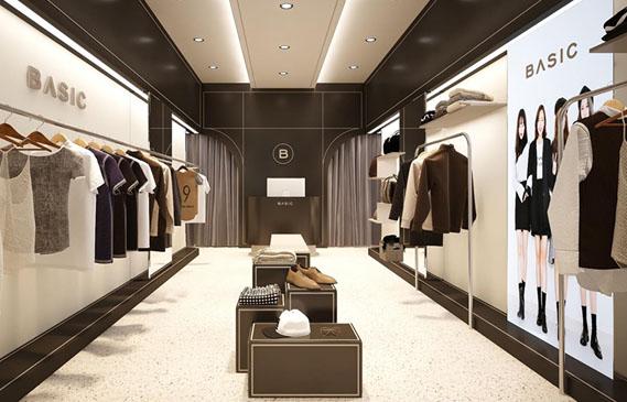 Thiết Kế Shop Thời Trang Đẹp Ở TpHCM