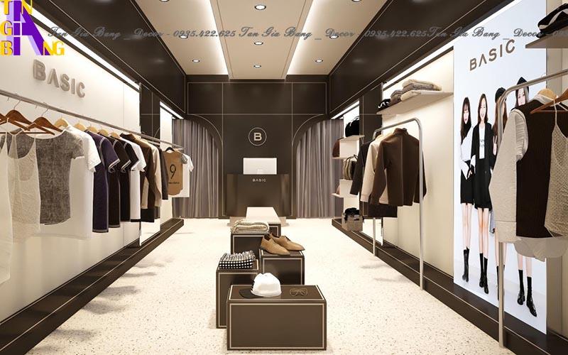 thiết kế shop đẹp và chuyên nghiệp