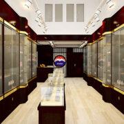 Thiết Kế Showroom Rượu Mao Đài Sang Trọng Ở TpHCM