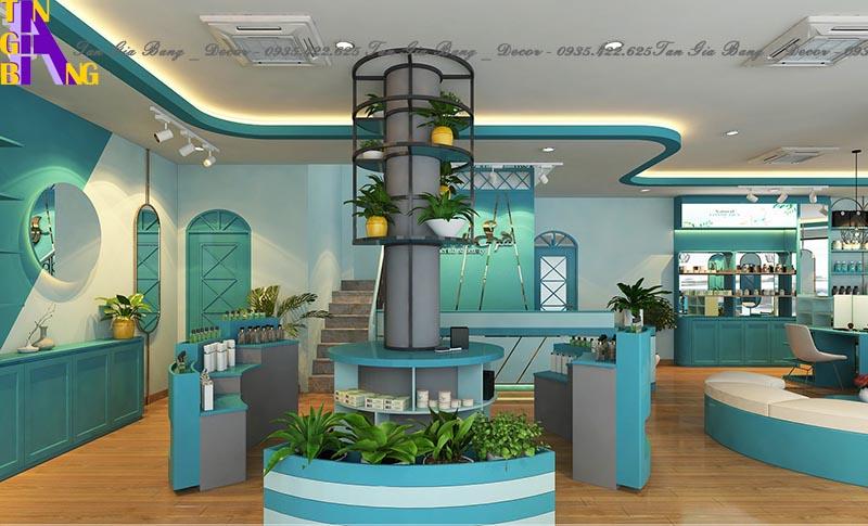 Thiết kế spa đẹp hiện đại ở TpHCM