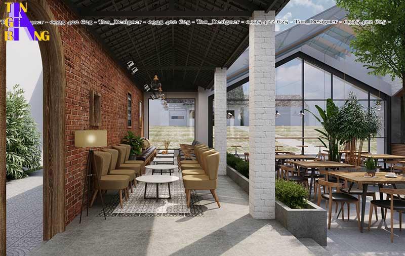 Thiết kế quán cà phê ở bình dương