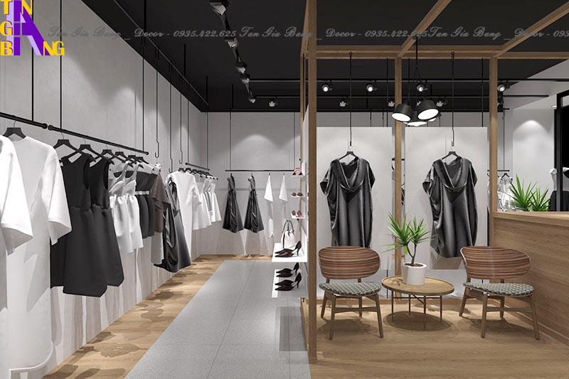 Thiết kế shop ở Đà Nẵng