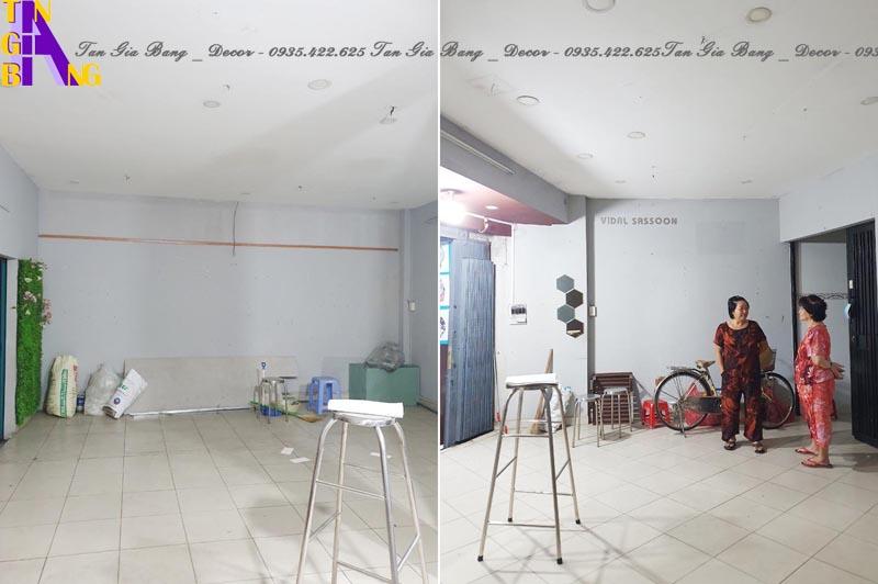 Thiết kế shop điện thoại đẹp ở Đà Nẵng