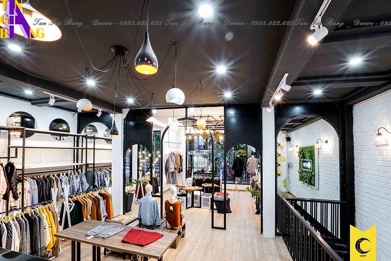 Thiết kế shop thời trang đẹp ở TP. Long Xuyên tỉnh An Giang